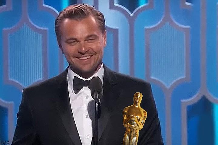 """ДиКаприо и """"Оскар"""""""